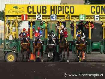 ¡Uno más! Club Hípico de Concepción anunció el retorno de las jornadas de carreras - El Periscopio Noticias