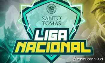 Conoce el torneo de videojuegos organizado por la universidad Santo Tomás Concepción - Canal 9 Bío Bío Televisión