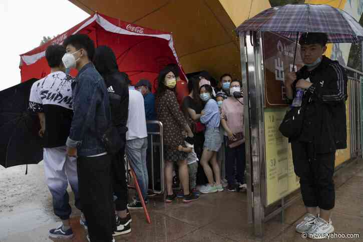 Asia Today: More Australians use virus app; 3 cases in China