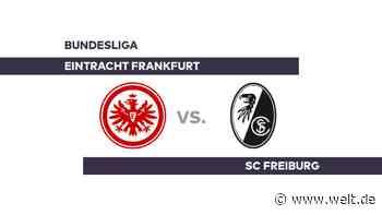 Eintracht Frankfurt - SC Freiburg: Freiburg unter Druck - Bundesliga - DIE WELT