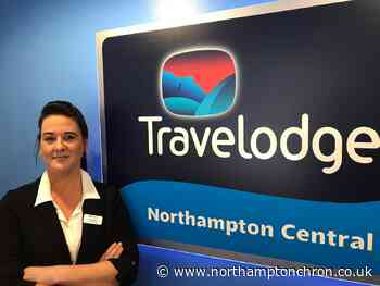 Travelodge in Northampton keeps doors open for NHS workers and rough sleepers during pandemic - Northampton Chronicle and Echo