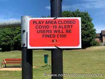 Northampton residents reminded that play areas are still closed despite some outdoor facilities reopening - Northampton Chronicle and Echo