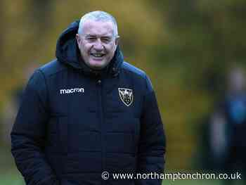 Joining Saints was a 'great decision' for boss Boyd - Northampton Chronicle and Echo