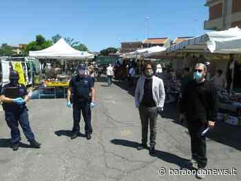 Cerveteri, riaperto il mercato settimanale con le norme di sicurezza - BaraondaNews