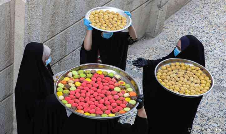 Soaring infections dampen Eid festivities in Indonesia