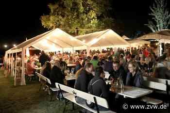 """""""Fest der 100 Weine"""" auf den Mühlwiesen - Weinstadt - Zeitungsverlag Waiblingen"""