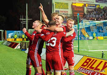 Aberdeen's Andy Considine still hopeful of first Scotland call up - Aberdeen Evening Express