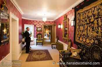 Inside Scotland's school for butlers | HeraldScotland - HeraldScotland