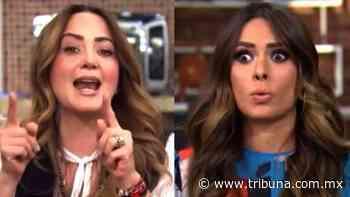 ¿Tania Rincón llega a 'Hoy'? Fans exigen que Legarreta y Galilea Montijo salgan del programa - TRIBUNA