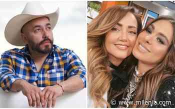 Lupillo Rivera llama 'tóxicas' Andrea Legarreta y Galilea Montijo - Milenio