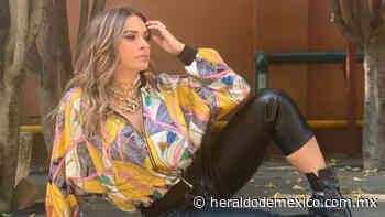 ¡Como toda una princesa! Las zapatillas de Galilea Montijo que roban miradas - El Heraldo de México