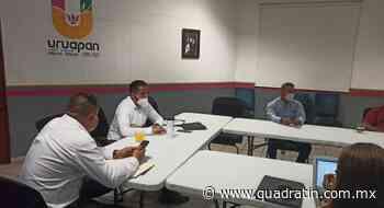 Preocupa saturación de hospitales en Uruapan por casos de Covid 19 - Quadratín - Quadratín Michoacán