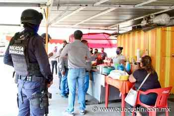Fortalecen acciones de vigilancia para prevenir Covid 19 en Uruapan - Quadratín - Quadratín Michoacán