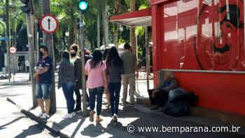 Curitibanos ignoram o isolamento social e vão às compras na véspera do Dia das Mães - Jornal do Estado
