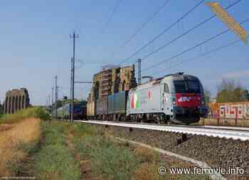 da Lugo Terminal e CFI treno tra Piacenza e la Puglia per semirimorchi P400 - Ferrovie.info