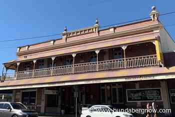 The Old Bundy Tavern set to reopen its doors – Bundaberg Now - Bundaberg Now