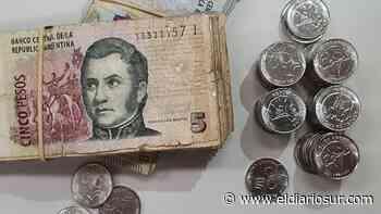 Billetes de 5 pesos: Ampliaron el plazo para cambiarlos en el banco - El Diario Sur