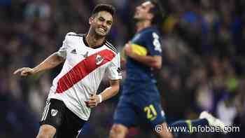 Carlos Lampe contó el detrás de escena en el banco de suplentes de Boca antes del recordado gol del Pity Martínez en Madrid - infobae