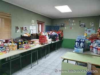 El banco de alimentos de El Espinar recauda 4.500 kilos de productos - El Adelantado de Segovia