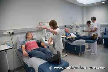 El Banco de Sangre y Tejidos de Navarra realiza un llamamiento para aumentar el ritmo de donaciones - Noticias de Navarra