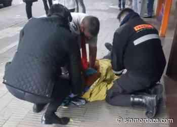 Rosario: inspectores de tránsito salvaron a un hombre tras un infarto - Sin Mordaza