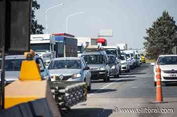 Intensifican los controles en la autopista Rosario-Buenos Aires - El Litoral