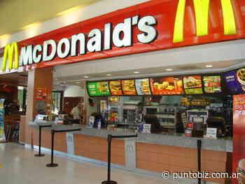 McDonalds vuelve a abrir en Rosario, con delivery y precios diferenciados - Punto Biz