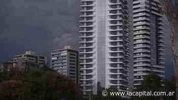 Rosario y la provincia de Santa Fe están bajo alerta por tormentas fuertes - La Capital (Rosario)