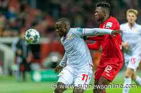 Ujah fires blank as Berlin suffers derby defeat