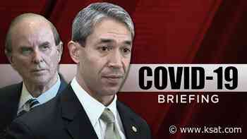 Coronavirus update San Antonio, May 23: City leaders say coronavirus is not a hoax, nor a political issue - KSAT San Antonio