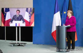 EU 'frugals' formally oppose Merkel-Macron plan for coronavirus grants - CNBC