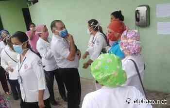 Enfermeros de Santa Bárbara en Barinas reclaman por equipos de bioseguridad - El Pitazo