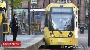 Coronavirus: Government pledges £283m for buses and trams