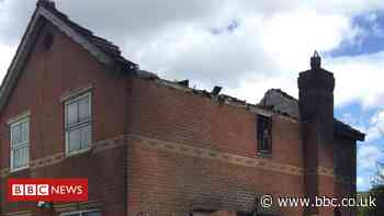 Chatteris house fire: Family of five 'lose everything' in blaze