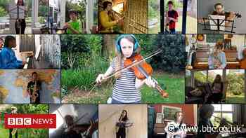 Dorset's young musicians form virtual orchestra
