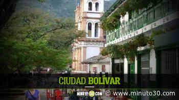 Acribillaron a disparos a un hombre en el municipio de Ciudad Bolívar, Antioquia - Minuto30.com