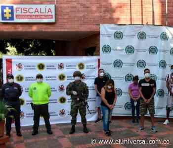 Cae presunto cabecilla de banda criminal en el Sur de Bolívar - El Universal - Colombia