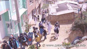 Comenzó Caravana Humanitaria en Ciudad Bolívar, Bogotá - Agencia de Comunicación de los Pueblos Colombia Informa