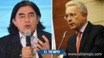 El cruce de acusaciones entre Álvaro Uribe y Gustavo Bolívar - El Tiempo