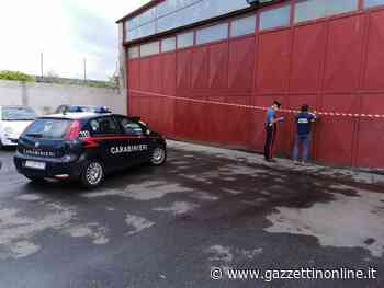 Giarre, carabinieri del Noe sequestrano capannone industriale. Tre denunciati - Gazzettinonline