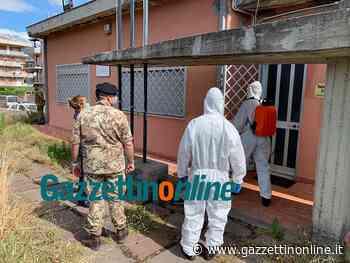 """Giarre, i militari della Brigata """"Aosta"""" bonificano gli uffici pubblici - Gazzettinonline"""