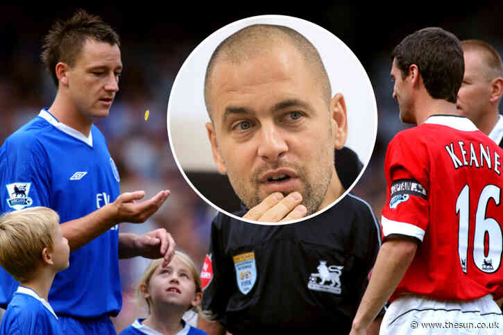 Joe Cole names Chelsea legend John Terry as best ever Premier League captain… but football fans disagree - The Sun