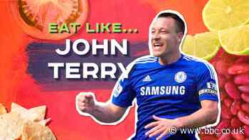 How to cook John Terry's fiery chilli con carne and nachos - BBC Sport