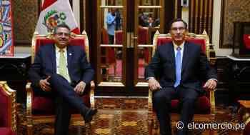 ¿Gobierno-taxi vs. Congreso-colectivo?, por Pedro Tenorio Rincón del autor - El Comercio Perú