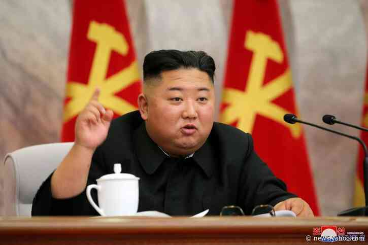 North Korea's Kim vows to further bolster nuclear war deterrence: KCNA