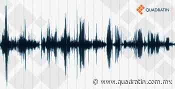 Se registra sismo de magnitud 4.6 grados en Tepalcatepec - Quadratín - Quadratín Michoacán