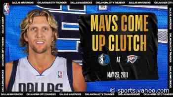 2011 WCF GM4 - Mavs outlast Thunder in OT
