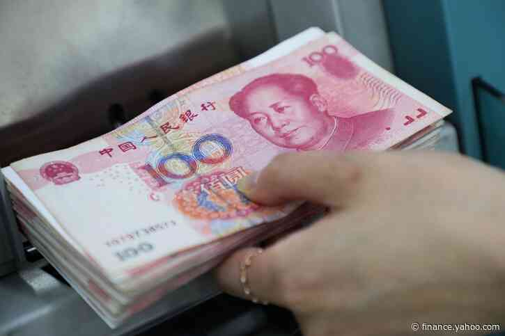 China's $941 Billion Sovereign Fund Seeks More Resilient Assets