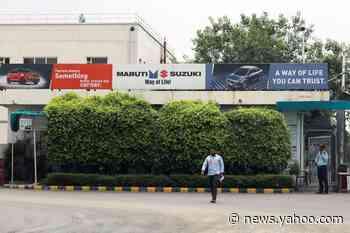 Maruti Suzuki employee at Manesar plant tests positive for COVID-19