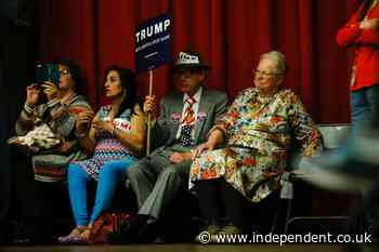 Is Donald Trump losing older voters in Florida – and with it the chance of reelection?
